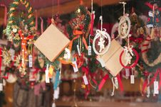 Free Christmas Decorations Stock Photos - 28079613