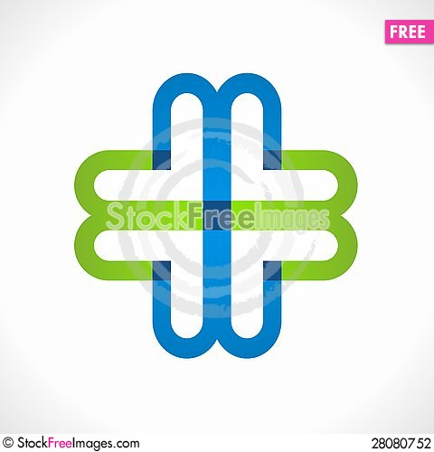 Free Cross &x28; Abstraction &x29; Stock Photography - 28080752