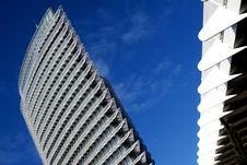 Torre Del Agua, Zaragoza Royalty Free Stock Images