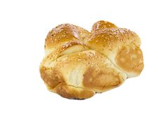 Sweet Loaf Of Bread Stock Photos