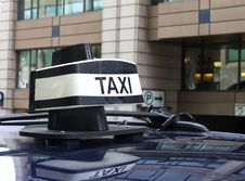 Free Taxi Dome Stock Photo - 28083860