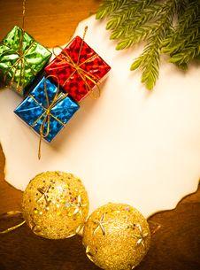 Free Christmas Celebration Royalty Free Stock Photo - 28084815