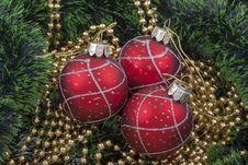 Free Christmas Toys Royalty Free Stock Photo - 28086555