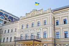 Free Facade Of Diplomatic Academy Of Ukraine Royalty Free Stock Image - 28086876