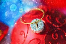 Free Christmas Background Stock Photos - 28088213