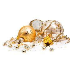 Free Christmas Decoration Stock Images - 28088234