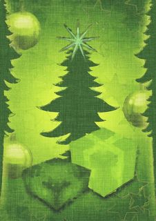 Free Merry Christmas Royalty Free Stock Photo - 28088855