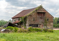 Free Old Broken-down Country House Royalty Free Stock Photos - 28091578