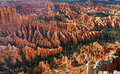 Free Inspiration Point At Sunrise, Bryce Canyon Royalty Free Stock Photo - 28092015