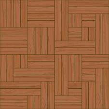 Free Four Seamless Parquet Tiles Royalty Free Stock Photography - 28091407