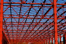 Free Steel Structure Royalty Free Stock Photography - 28092577