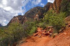 Free Zion National Park -Utah Royalty Free Stock Image - 28094686