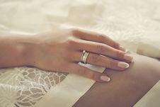 Free Female Hand Stock Photography - 28094732