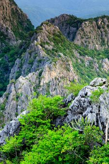 Free Mountain Peak Stock Image - 28096311