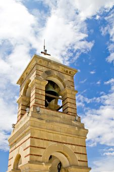 Free The Belltower Of The Chapel Of St. George Stock Photo - 28097470