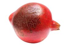 Free Pomegranate Stock Image - 28098991