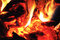 Free Fire In Fireplace Royalty Free Stock Image - 28096796