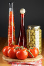 Free Still Life With Tomatoes Stock Image - 2810801