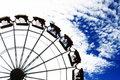 Free Wheel And Blue Sky Stock Photo - 2814060