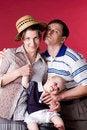 Free Family Royalty Free Stock Photos - 2814328