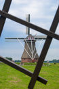 Free Wing Of A Windmill (mill) Royalty Free Stock Image - 2816096