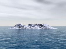 Free Iceberg Royalty Free Stock Photos - 2810928