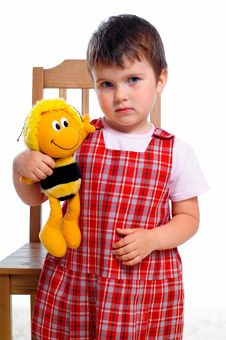 Free Little Girl Stock Image - 2811731
