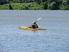 Free Kayaking Royalty Free Stock Photos - 2811868