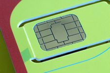 Free Chip Royalty Free Stock Image - 2812506