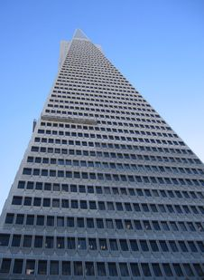 Free Transamerica Building Stock Photo - 2812540
