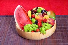 Free Vegetables And Fruits Royalty Free Stock Photos - 2812798