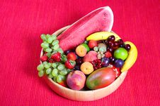 Free Vegetables And Fruits Royalty Free Stock Images - 2812879