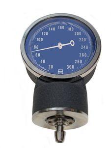 Free Diastolic Pressure Royalty Free Stock Image - 2813206