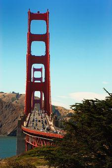 Free Golden Gate Stock Photo - 2813390