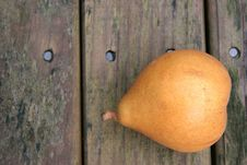 Free Pear Royalty Free Stock Image - 2813966