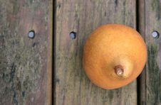 Free Pear Royalty Free Stock Photography - 2813977
