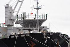 Free Cargo Ship Royalty Free Stock Photos - 2814008
