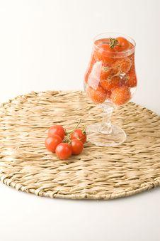 Free Tomatos Stock Image - 2814211