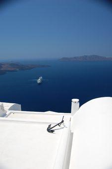 Free Santorini Greece 2 Royalty Free Stock Photos - 2814278