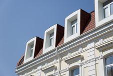 Free Facade Of A Building Stock Photos - 2814393