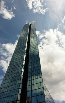 Free Tallest Skyscraper In Boston Stock Image - 2815241