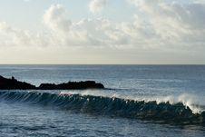 Free Breaking Wave Stock Photo - 2816360