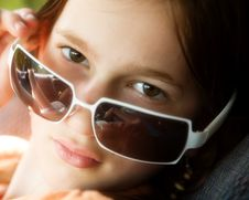 Free Over The Shades Royalty Free Stock Image - 2816996