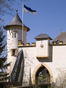 Free Schloss Greifenstein Royalty Free Stock Photo - 2817115