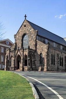 Free Historic Chapel Stock Image - 2818001