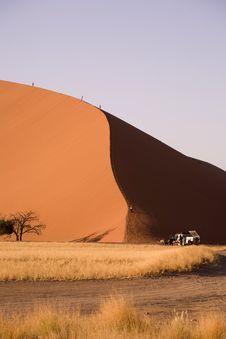 Free Sand Dunes Stock Photo - 2819260