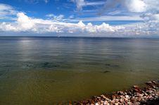 Free Blue Sea & Sky Stock Image - 2819311