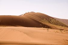 Free Sand Dunes Stock Photography - 2819342