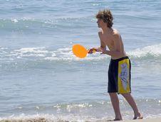 Free Beachball Royalty Free Stock Photography - 2819637