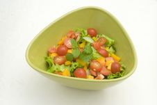 Free Fresh Salad Royalty Free Stock Images - 2819669
